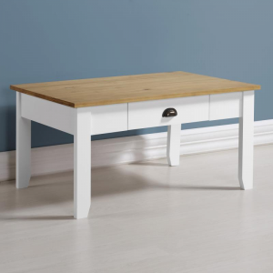 Ludlow White Painted Coffee Table