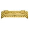 Esme Pistachio 3 Seater Sofa