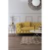 Esme Pistachio 3 Seater Sofa 5