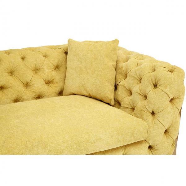 Esme Pistachio 3 Seater Sofa 1
