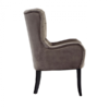 square_mink velvet armchair 2