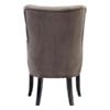 square_mink velvet armchair 3