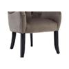 square_mink velvet armchair 4
