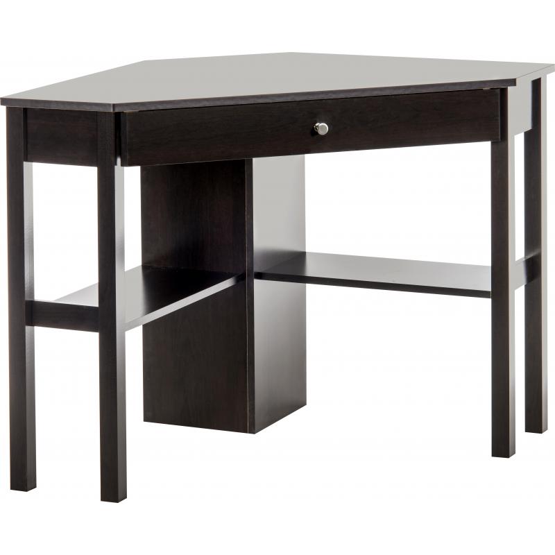Corner Computer Desk Angle 1