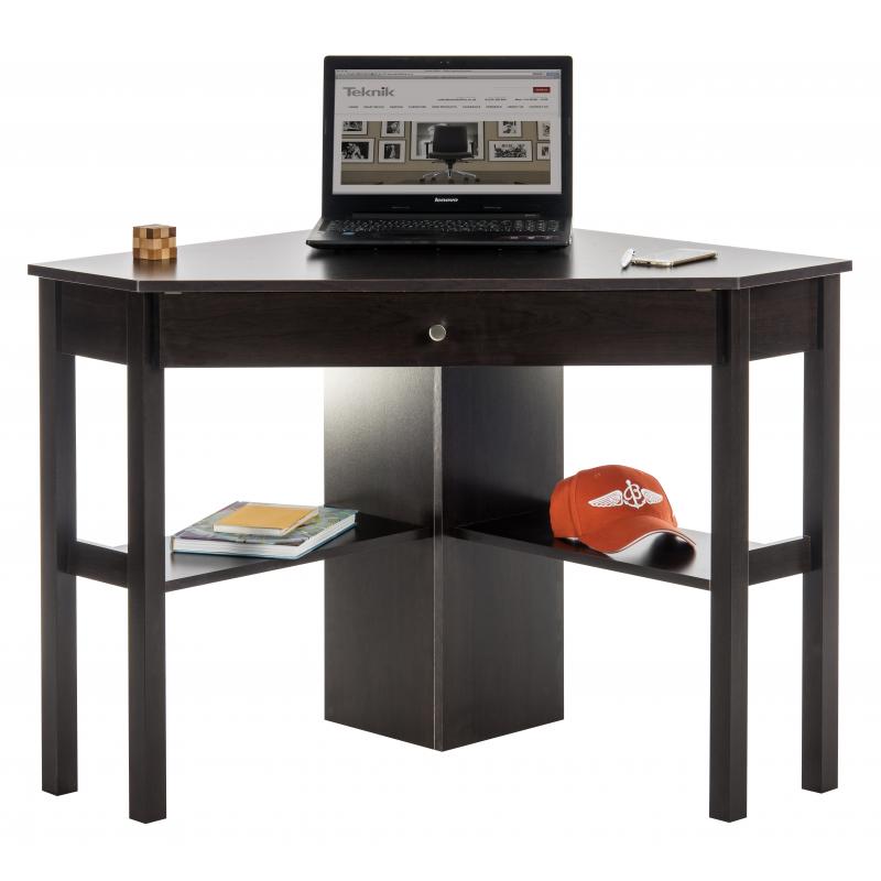 Corner Computer Desk Front