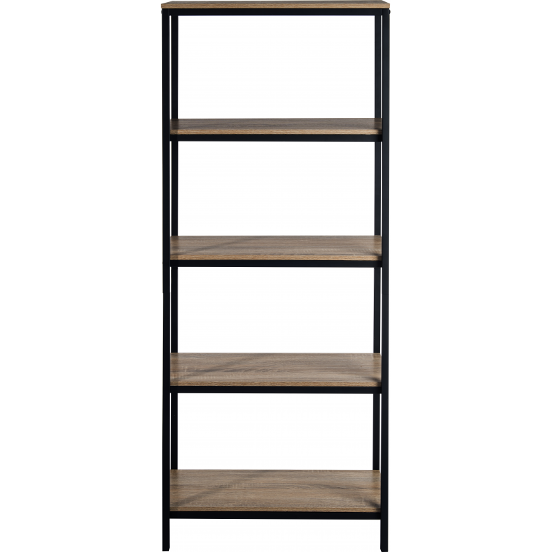 Industrial Style Bookcase 5