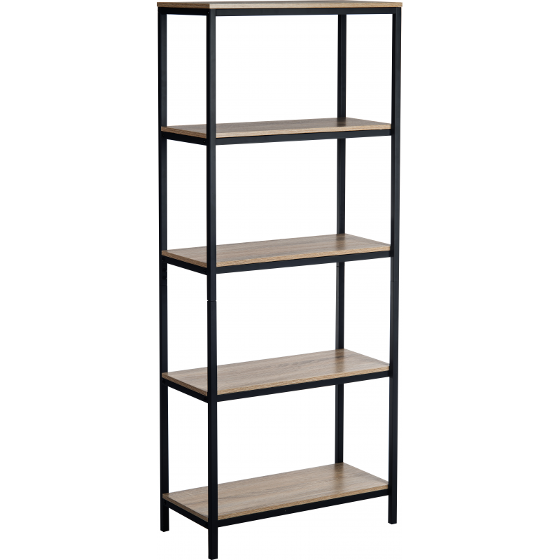 Industrial Style Bookcase 6