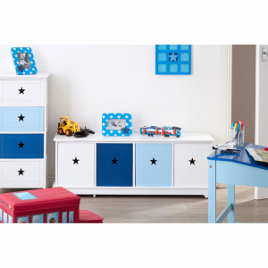 Joseph 4 Drawer Bench 3