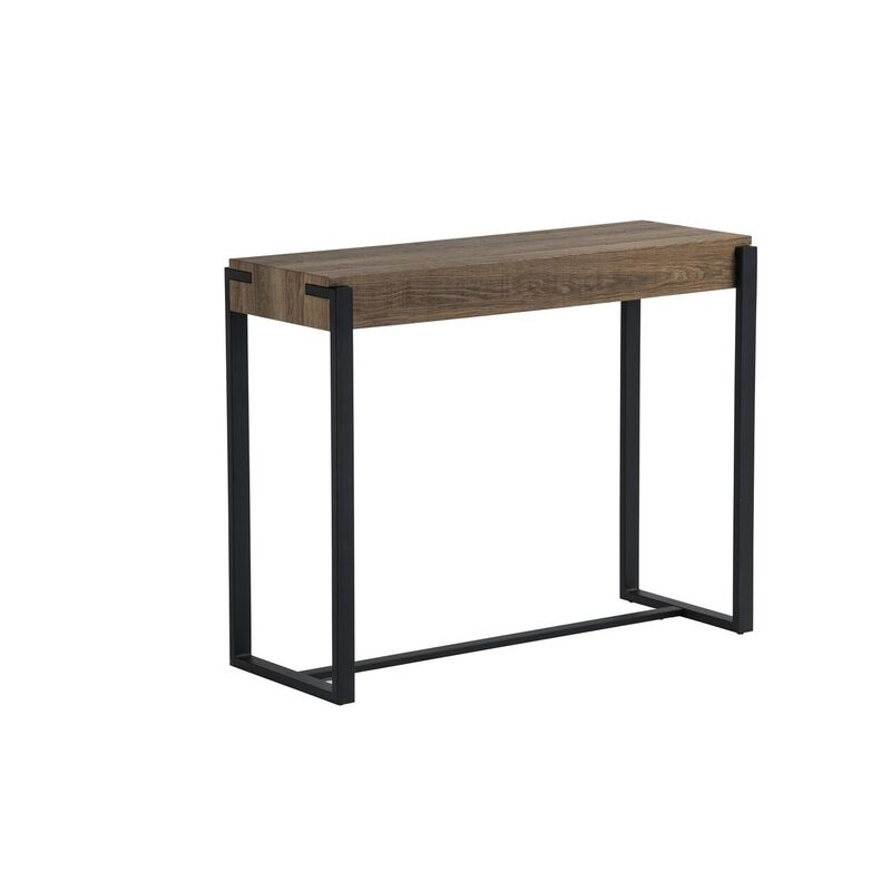 Berkley Dark Oak Console Table