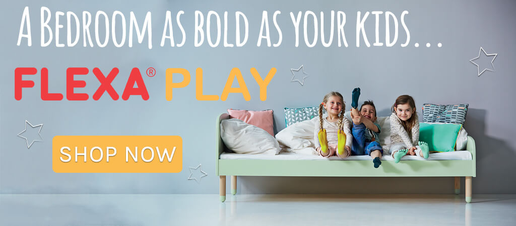 Shop through our range of FLEXA PLAY