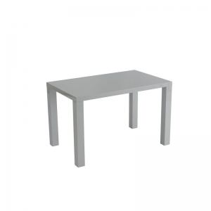 Monaco Grey Gloss Dining Table