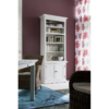 Halifax White Painted Bay Hutch Display Unit 3