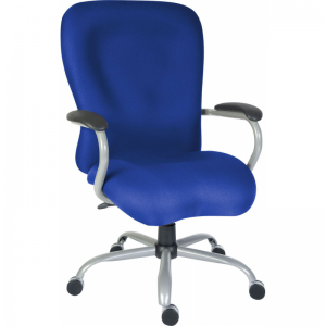 Titan Blue Executive Office Chair