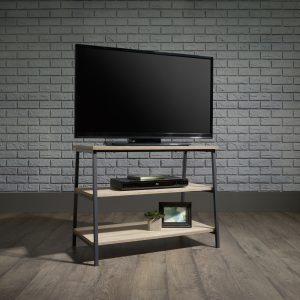 industrial style tv stand