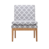 Victor Accent Chair Front
