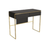 Federico Black Stained Oak Dressing Table 3