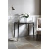 Fitzroy Charcoal Oak Small Console Table 3