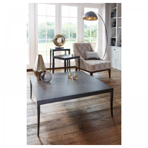 Fitzroy Charcoal Oak Square Coffee Table
