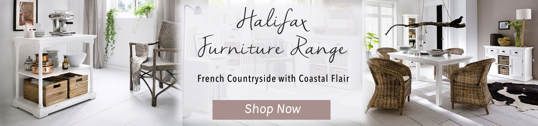 Shop through our range of Halifax Furniture
