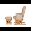 reclining chair natural 2