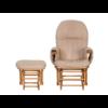 reclining chair natural 3