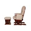 reclining chair walnut 4